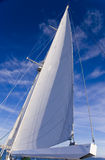 Sails In the Wind Royalty Free Stock Photos