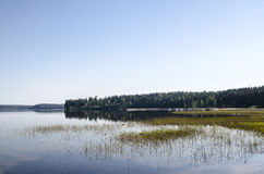 Saimaa foto de stock royalty free