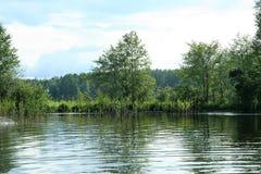 Saimaa lake, Finland Stock Photos