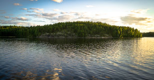 Saimaa royalty free stock images