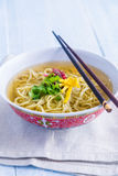 Saimin Soup Royalty Free Stock Image