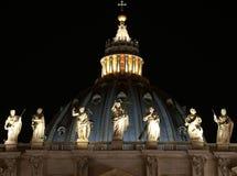 Saint Peters basilica Stock Photography