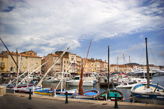 Sain Tropez Royalty Free Stock Photos