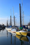 Sainboats, Portland OU. Fotos de Stock Royalty Free