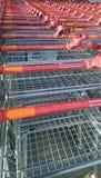 Sainsbury-Laufkatze lizenzfreies stockfoto