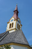 Saint Agidius in Igls, near Innsbruck, Austria. Royalty Free Stock Images