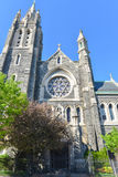 Saint Agnes, Roman Catholic Church, Brooklyn, NY Stock Photos