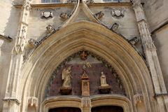 Saint Agricola Church, Avignon Stock Photo