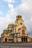 Saint Alexander Nevsky Cathedral Royalty Free Stock Images