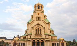 Saint Alexander Nevsky Cathedral Royalty Free Stock Image
