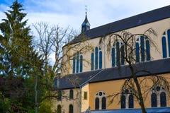 Saint Alphonse Church de Saint-Alphonse de glise de ‰ de à dans la ville de Luxembour, Luxembourg, l'Europe photographie stock libre de droits