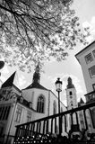 Saint Alphonse church in Luxembourg Royalty Free Stock Photography