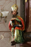 Saint Ambrose Stock Images