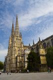 Saint-André Cathedral, Bordeaux Stock Photography