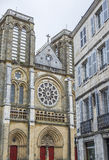 Saint-Andre church in Bayonne. France Stock Photo