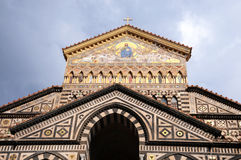 Saint Andrew cathedral Royalty Free Stock Images