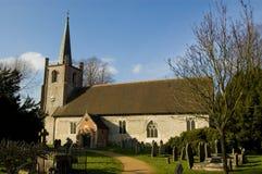 Saint Andrew's Church, Sherbourne St John Royalty Free Stock Photo
