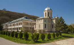 Saint Andrew's Monastery in Dobrogea Region, Romania Royalty Free Stock Images