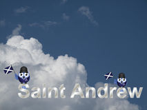 Saint Andrew Stock Images