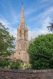 Saint Andrews Church, Fort William, Scotland. Saint Andrews Church in central Fort William, Scotland stock photos