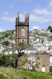Saint Andrews Presbyterian Church. St George's Grenada Royalty Free Stock Photography