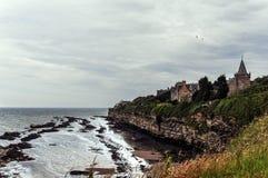 Saint Andrews. Skottland Arkivbilder