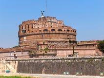 Saint Angel Castle (Castel Sant' Angelo ) Stock Photos
