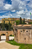 Saint Angelo Castle Stock Photography
