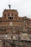 Saint Angelo Castle, Rome, Italy Royalty Free Stock Image