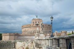 The Saint Angelo Castle Stock Image