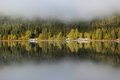 Saint Anna Lake Royalty Free Stock Images