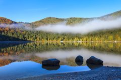 Saint Anna Lake Stock Image