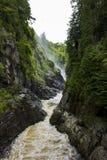 Saint Anne Canyon Imagens de Stock Royalty Free
