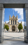 Saint Anne cathedral Stock Photos