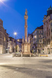 Saint Anne Column in Innsbruck, Austria. Royalty Free Stock Image