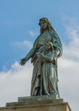 Saint Anne and Maria Stock Photography