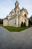 Saint Anne's Church in Wilanow Stock Photos