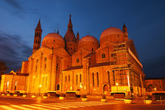 Saint Anthony Basilica Royalty Free Stock Photography
