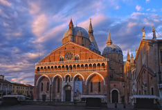 Saint Anthony Church, Padua, Italy Stock Images