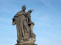 Saint Anthony de Pádua Fotos de Stock Royalty Free