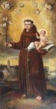 Saint Anthony de Padoue photo libre de droits