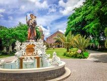 Saint Anthony. De Padua Stock Images