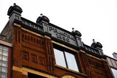 Saint Anthony Main. Street Building Stock Photo