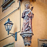 Saint Anthony of Padua Stock Photo
