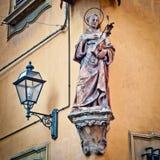 Saint Anthony of Padua Stock Photo