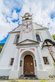 Saint Anthony of Padua in Rietz, Austria. Royalty Free Stock Photography