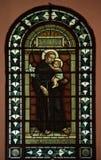 Saint Anthony of Padua Royalty Free Stock Image