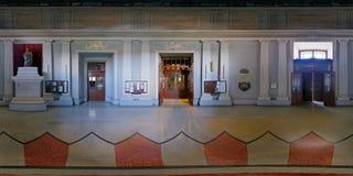 Saint Anthony of Pandua Catholic Church entrance hall, Arad, Romania Royalty Free Stock Photos