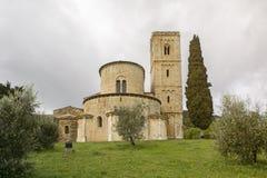 Saint Antimo Royalty Free Stock Photo