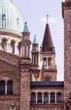 Saint Anton Church à Vienne Image libre de droits